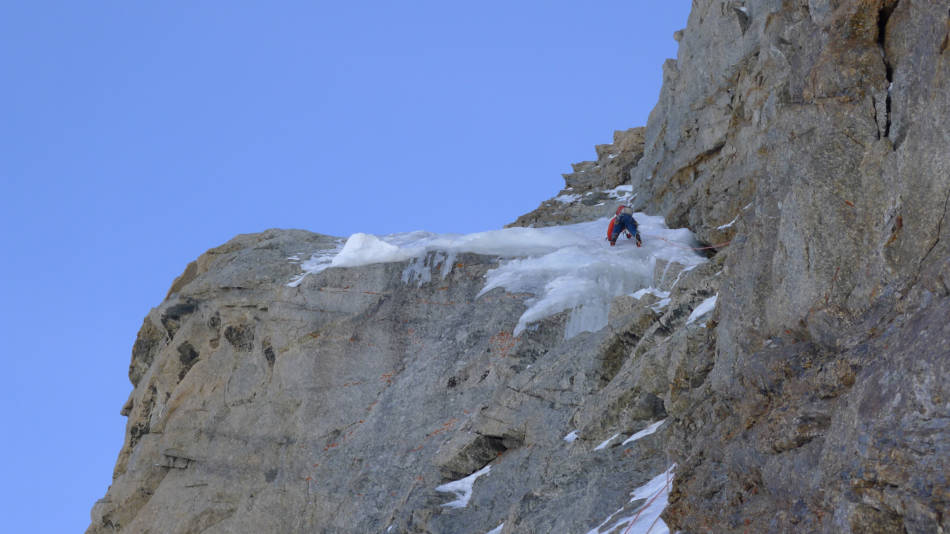 Final ramp to the summit, © Ally Swinton
