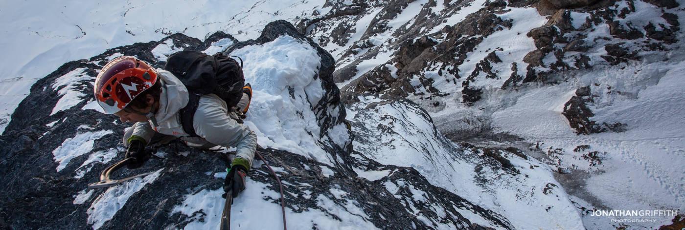Eiger North Face European Climbs Alpine Exposures