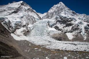 Base Camp of Mt Everest
