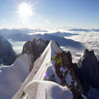 Mont Blanc - Innominata Ridge