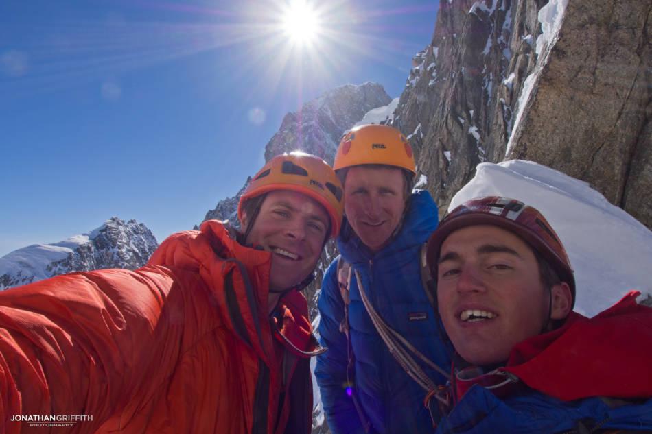 Happy Alpine smiles