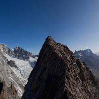 Mont Blanc - Peuterey Integral