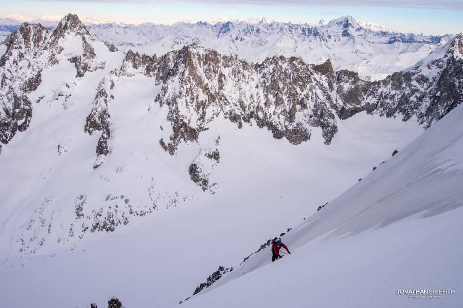 Summit slopes!