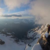 Link ups, traverses and general alpine antics