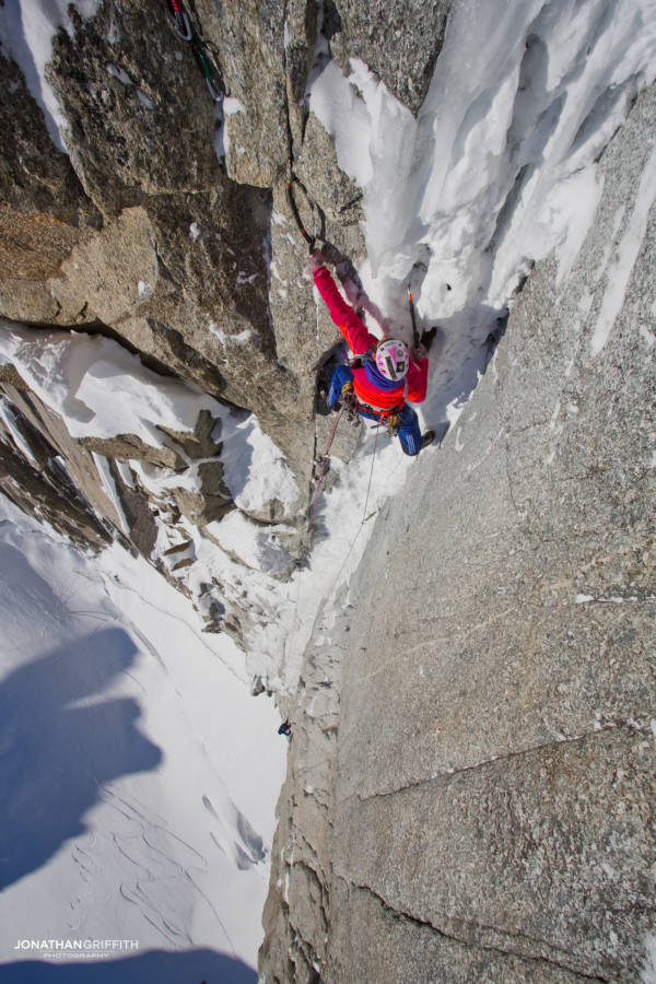 Stephanie Maureau on Supercouloir Direct