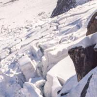 Aiguille Verte - Choco and Vanilla go climbing