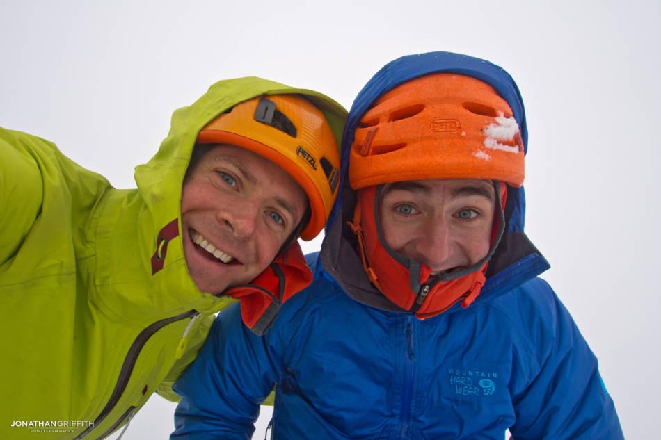 Summit of Beinn Eighe