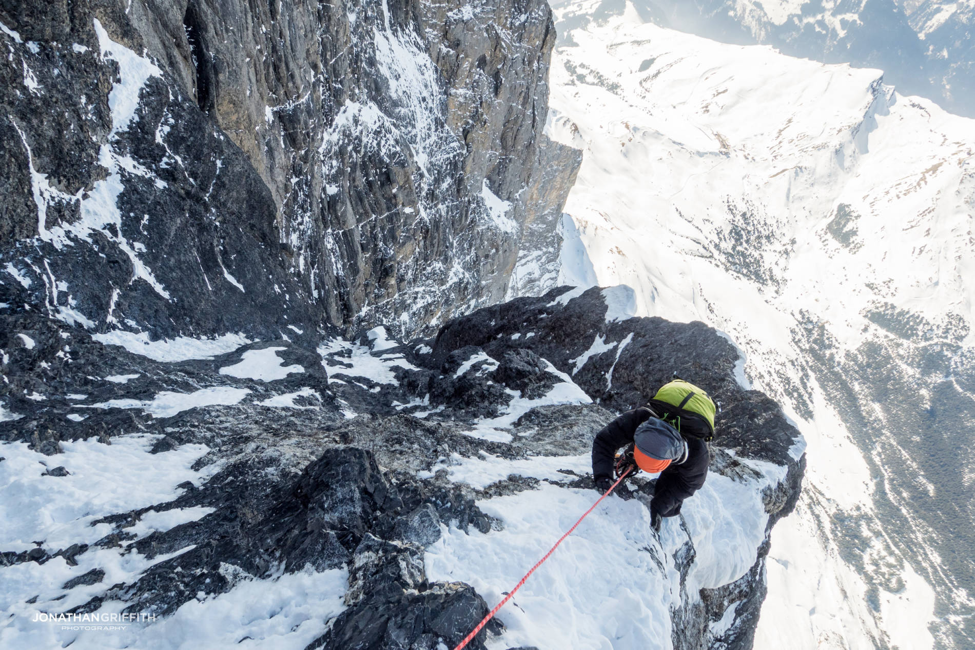 Eiger - 1938 Route North Face // European Climbs — Alpine ...