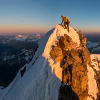 Mont Blanc - Brouillard Ridge Integral Singlepush