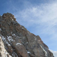 Grandes Jorasses - The First Ascent of the Colton-Macintyre