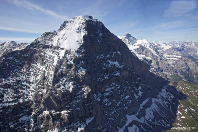 Eiger - 1938 Route North Face