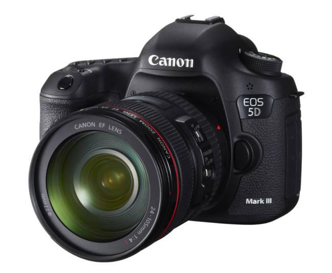 The Canon 5D Mark III