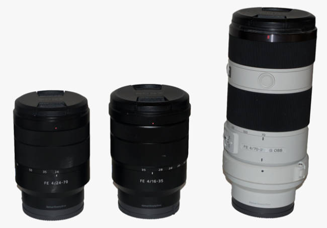 The 24-70, 16-35, and 70-200. © http://www.colbybrownphotography.com