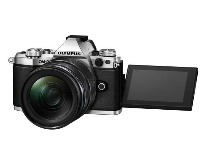 The Olympus EM-5 Mark II, a very sexy camera