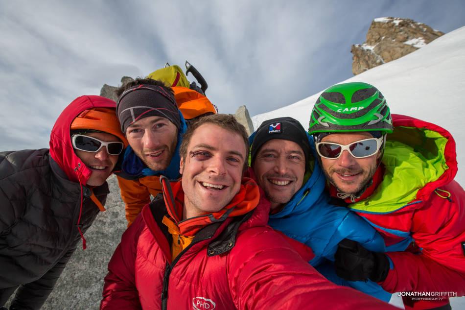 Dream team, Bertrand, Korra, myself, Julien, Seb